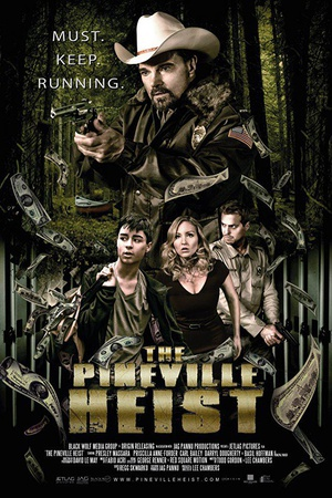 深林抢案 The Pineville Heist