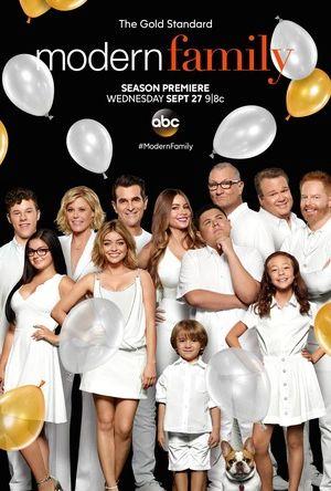 摩登家庭 第九季 Modern Family Season 9