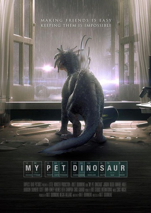 宠物恐龙 My Pet Dinosaur