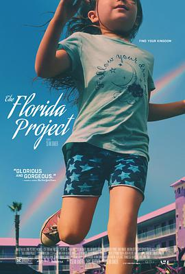 佛罗里达乐园 The Florida Project