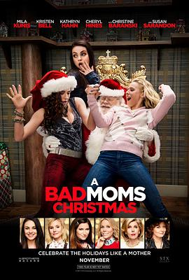 坏妈妈的圣诞节 Bad Moms Christmas