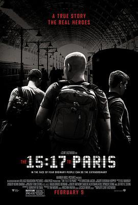 15时17分,启程巴黎 The 15:17 to Paris